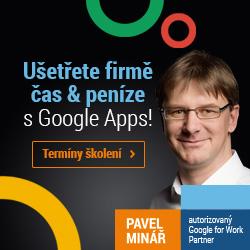 Ušetřete firmě čas a peníze s Google Apps