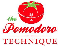Technika Pomodoro - logo