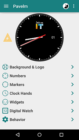 Android Wear WatchFaces - tvorba vlastních ciferníků