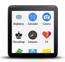 Wear Mini Launcher - pohodlné spoštění aplikací