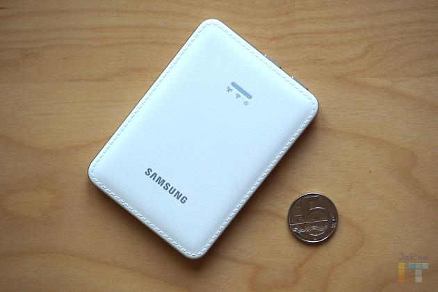Samsung Mobile Hotspot je opravdu malý